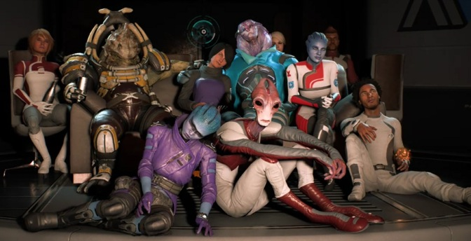 Mass Effect: Andromeda; I Actually Love It!